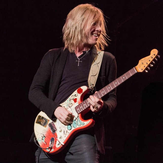 Kenny Wayne Shepherd Band to Perform at MGM Northfield Park — Center Stage in October