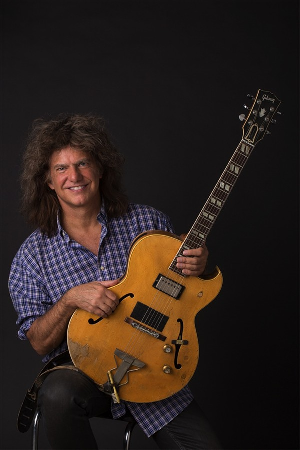 In Advance of Next Week's Show at the Kent Stage, Pat Metheny Talks About His Side-Eye Side Project