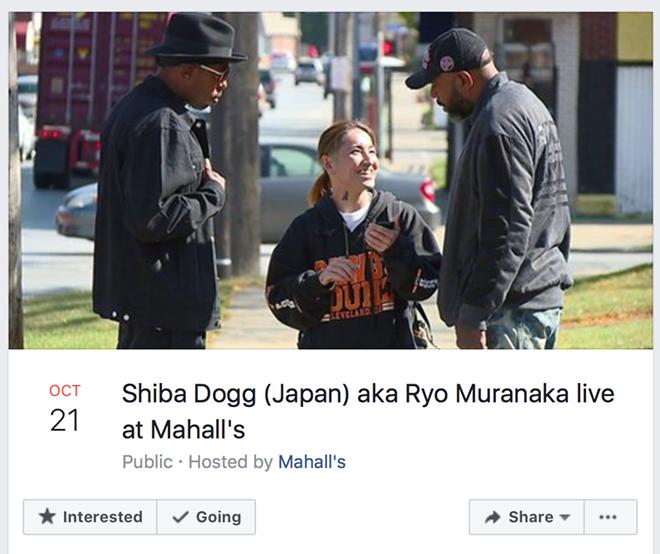 Ryo Muranaka, the Bone Thugs-n-Harmony Superfan and Rapper, Now Has a Show Booked at Mahall's