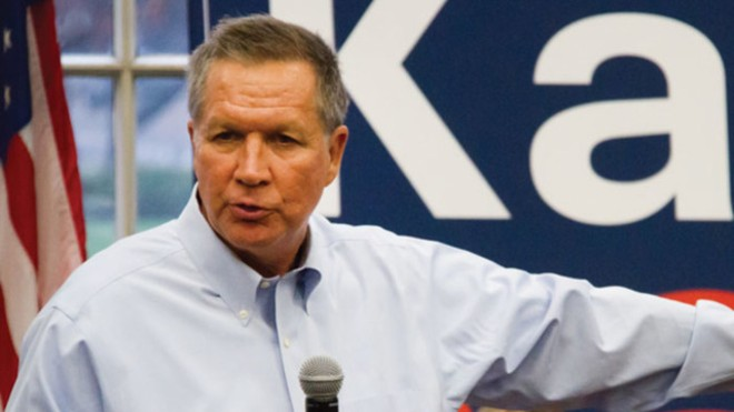 Former Ohio Gov. John Kasich Says He Supports Trump Impeachment 'With Great Sadness'