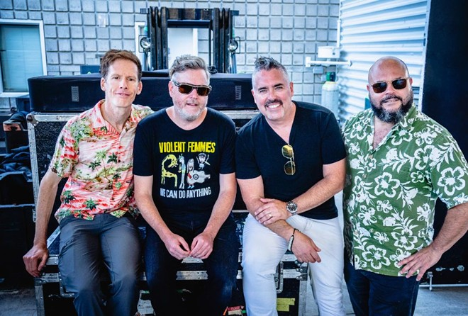 Barenaked Ladies Coming to Jacobs Pavilion at Nautica in July