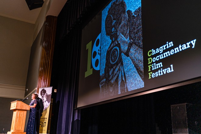 COURTESY OF THE CHAGRIN DOCUMENTARY FILM FESTIVAL