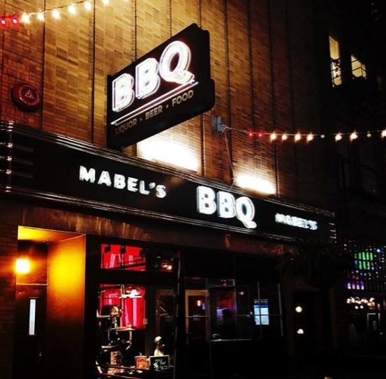 Mabel's BBQ  is one of the participating restaurants in this week's Downtown Cleveland Restaurant Week. - PHOTO VIA SCENE ARCHIVES