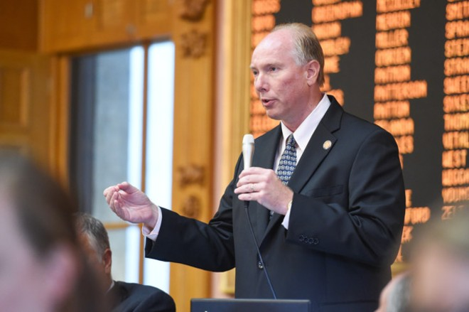 Ohio State Rep. John Becker - OHIO HOUSE OF REPRESENTATIVES PHOTO