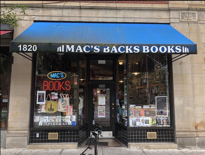 PHOTO VIA MAC'S BACKS