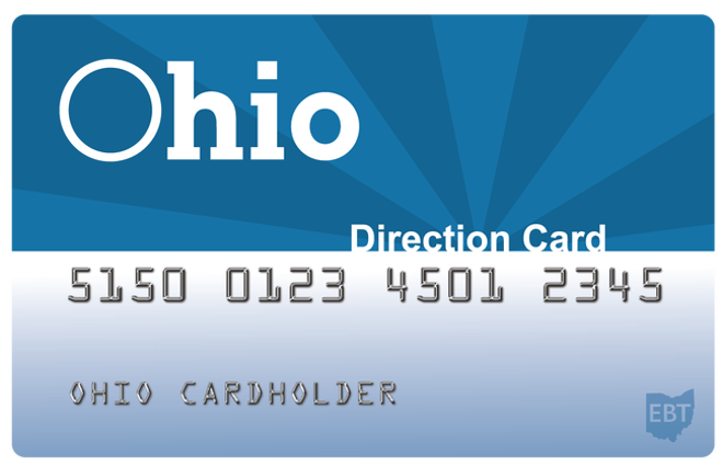 (OHIO DEPT. OF JOB AND FAMILY SERVICES)
