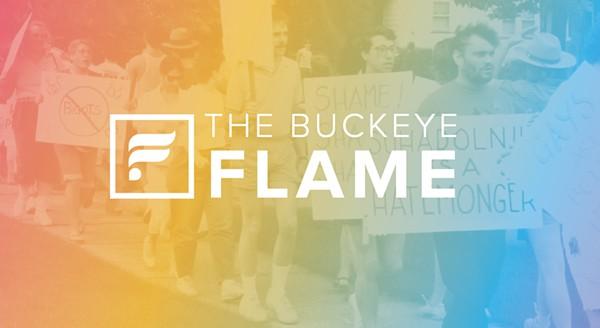 COURTESY: THE BUCKEYE FLAME