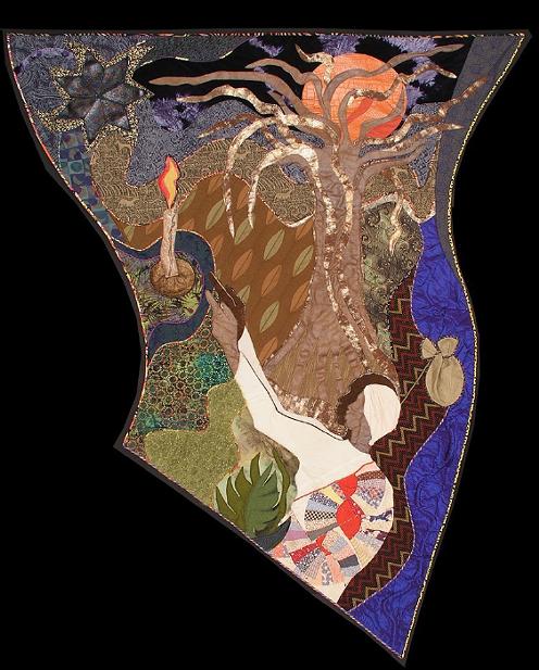 CYNTHIA LOCKHART, THE JOURNEY TO FREEDOM (DETAIL)