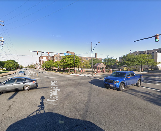 EAST 55TH AND CARNEGIE/GOOGLE MAPS