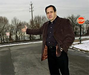 Councilman Matt Zone in the late 2000s - WALTER NOVAK