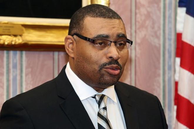Robert Davis, Cleveland's Director of Public Utilities (2017-2021) - COURTESY CITY OF CLEVELAND