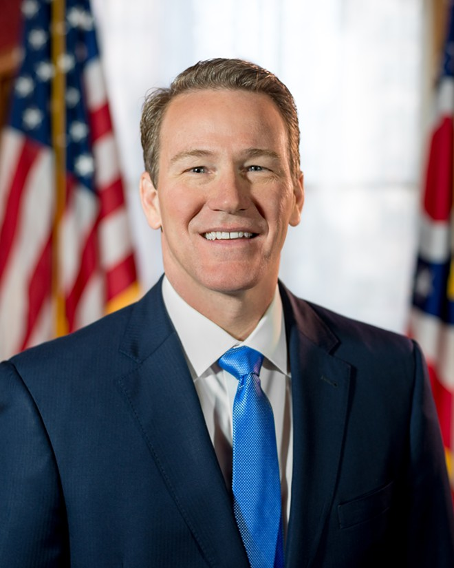 Lt. Gov. Jon Husted - STATE OF OHIO