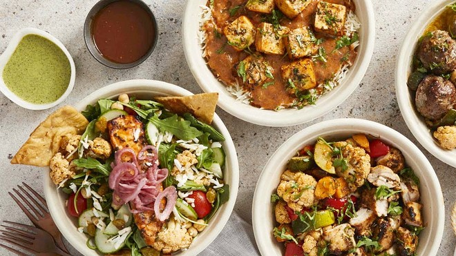 Vibrant Indian fare is the name of the game at Choolaah. - COURTESY CHOOLAAH