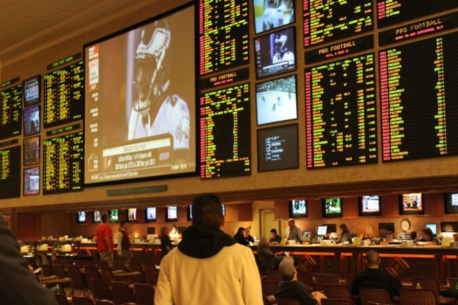 Sports betting will come to Ohio eventually - PHOTO BY BAISHAMPAYAN GHOS/FLICKRCC