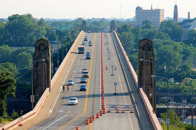 Ohio's bridges could use some help, according to the White House - JON DAWSON/FLICKRCC