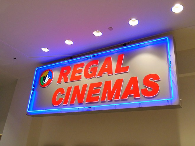Regal joins Cinemark, AMC and Cleveland Cinemas in welcoming back moviegoers - JJBERS/FLICKRCC