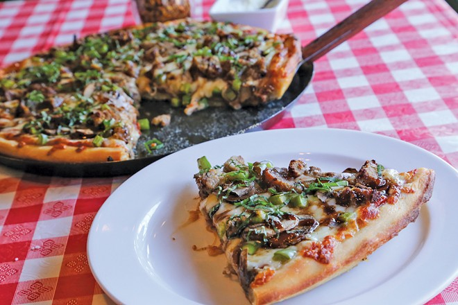 Ohio City Pizzeria to reopen dining room. - PHOTO BY EMANUEL WALLACE