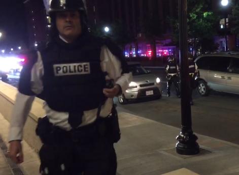 Columbus police will still not identify him - COURTESY EYE ON OHIO