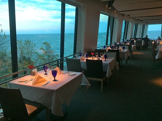 Pier W is magical, and OpenTable agrees - PHOTO BY CECELIA ELLIS