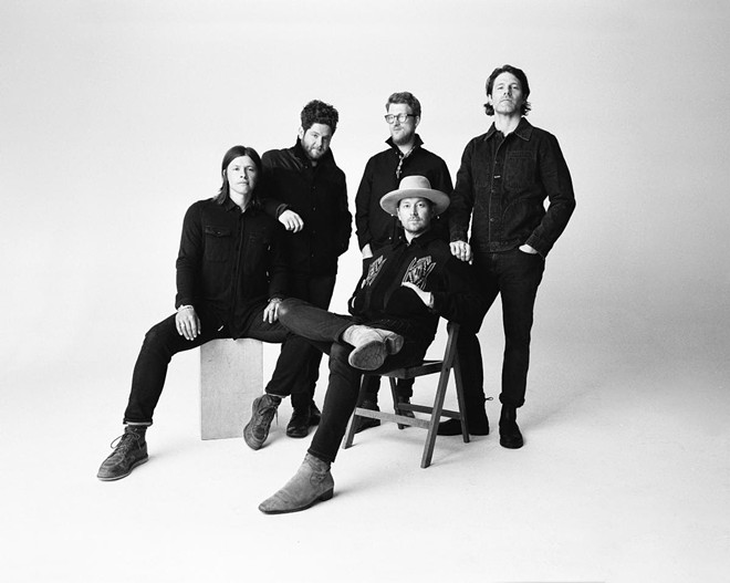 Needtobreathe will hit the road this fall and play Cleveland in October. - DAVID O'DONOHUE