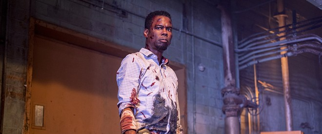 Chris Rock in Spiral: From the Book of Saw - LIONSGATE
