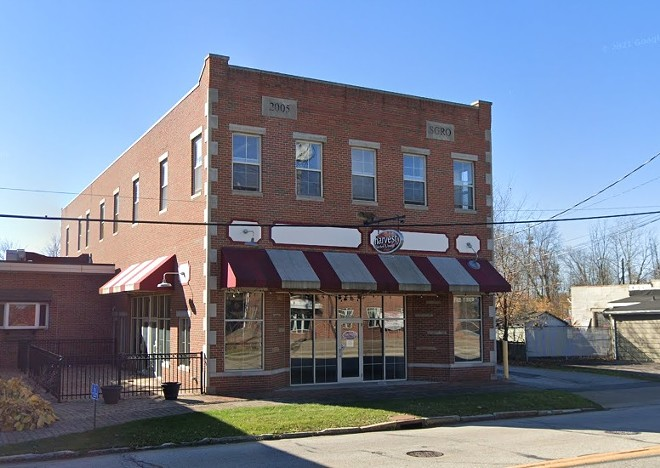 The former Harvest space in Solon to become Elle restaurant. - GOOGLE MAPS