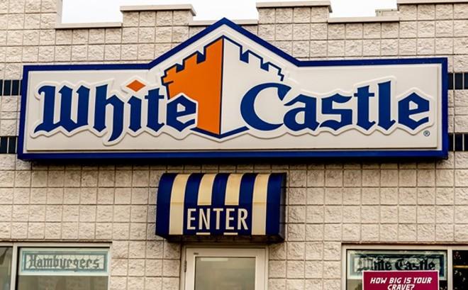 A White Castle restaurant in Roseville. - BRUCE VANLOON / SHUTTERSTOCK.COM