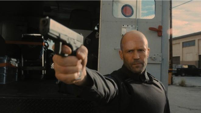 Jason Statham in Wrath of Man - MGM