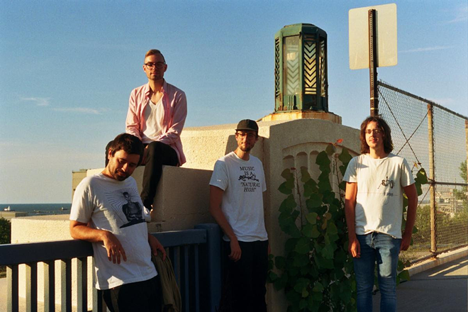 Cleveland's Cloud Nothings. - KAT CADE