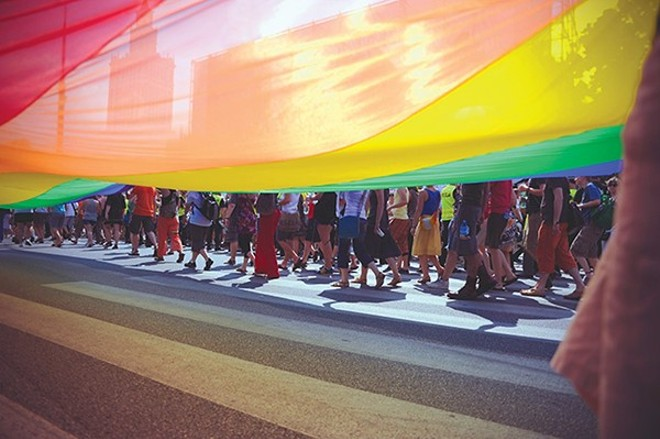 LGBTQ+ youth face numerous problems in Cuyahoga County's foster care system - ERIC SANDY/SCENE