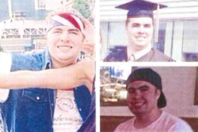 The death of Cory Barron is getting a fresh look - FAMILY PHOTOS PROVIDED TO CLEVELAND POLICE
