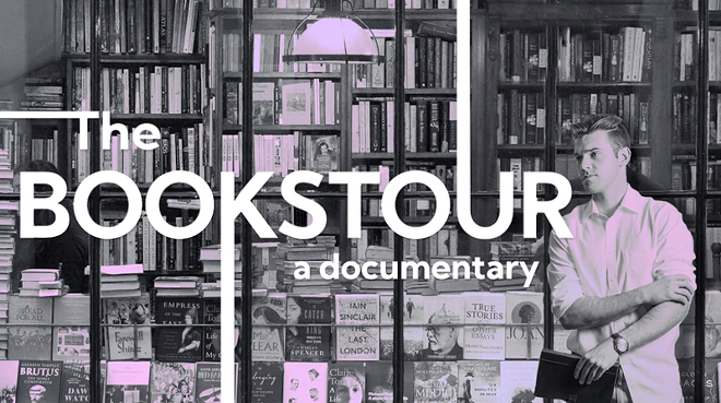 Loganberry is one of 28 indie bookstores featured in the film - THE BOOKSTOUR