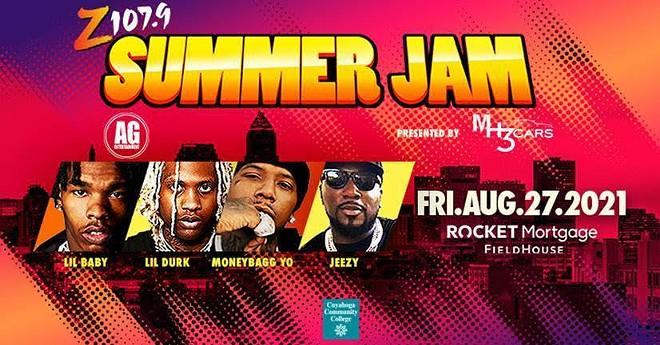Summer Jam Returns 2021 - Z107.9