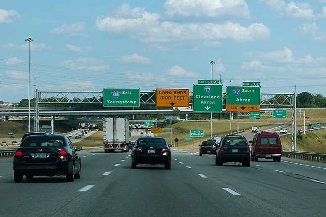 Cuyahoga County has the second most fatal accidents in the state this year - FORMULANONE/FLICKRCC