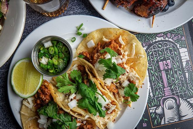 Birria tacos - PHOTO BY JOSH DOBAY PRODUCTIONS