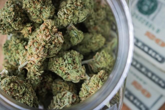 Efforts to legalize marijuana in Ohio have resumed - ADOBESTOCK