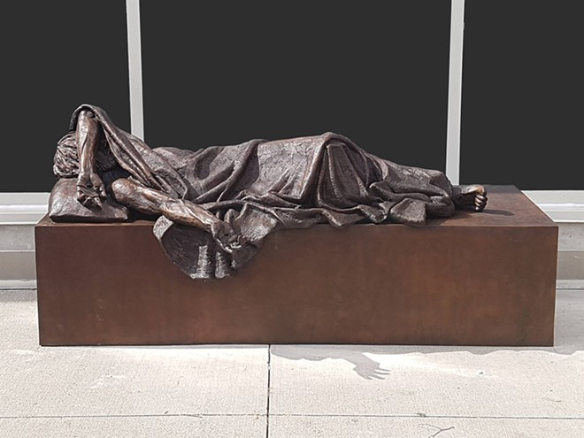 """'When I Was Sick,"""" to be installed at Lutheran Hospital - TIMOTHY SCHMALZ/COMMUNITY WEST"""