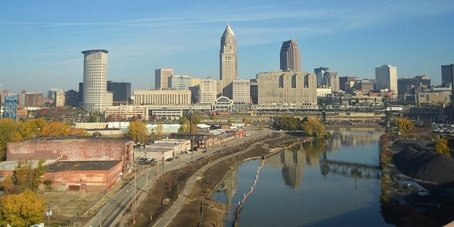 A push for public banking in Cleveland is underway - ERIK DROST/FLICKRCC