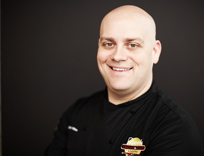 Rocco Whalen is moving his 20-year-old Tremont eatery Fahrenheit to Public Square. - COURTESY ROCCO WHALEN
