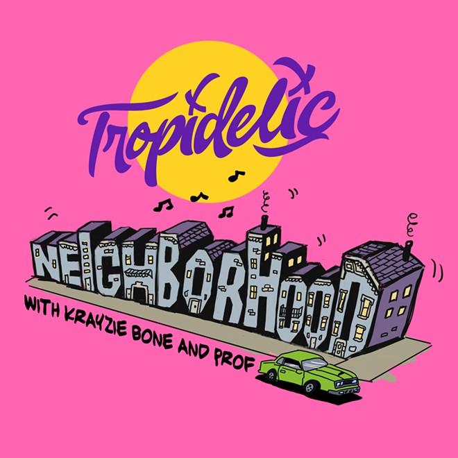 Artwork for Tropidelic's new single. - COURTESY OF TROPIDELIC