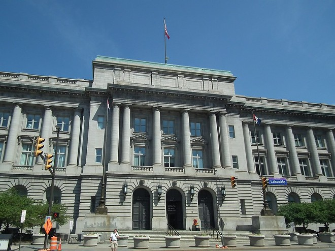 Could participatory budgeting come to Cleveland city hall? - CLEVELAND CITY HALL, ERIK DROST/FLICKRCC
