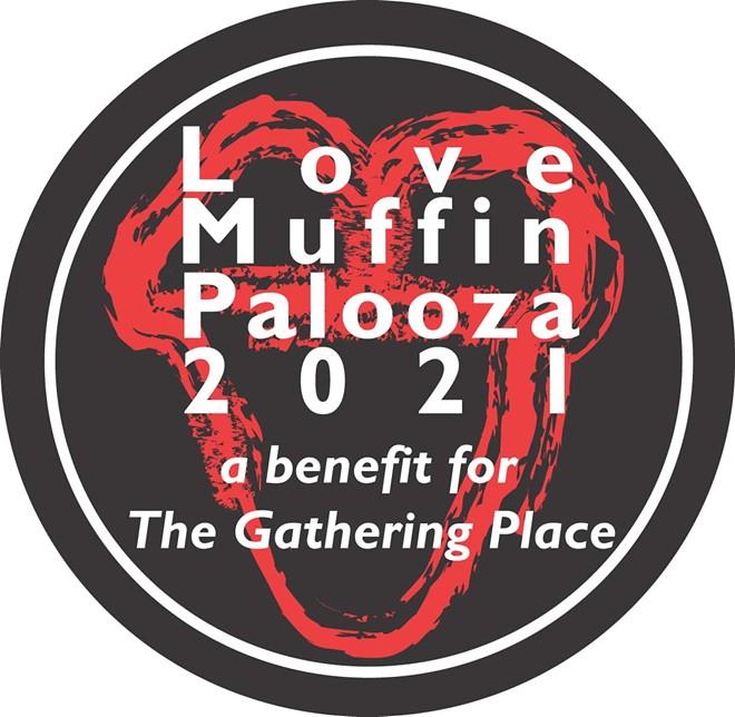 Logo for this year's LoveMuffinPalooza. - COURTESY OF ADAM RICH