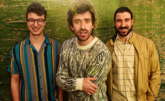 Indie rockers AJR. - COURTESY OF LIVE NATION