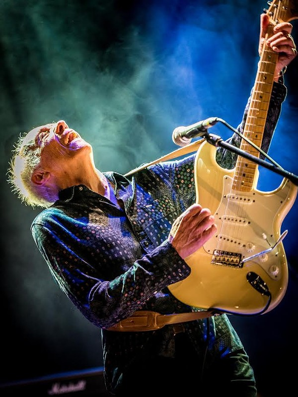 Guitarist Robin Trower. - COURTESY OF LIVE NATION