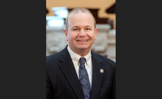 Rep. Andrew Brenner - OFFICIAL STATEHOUSE PHOTO