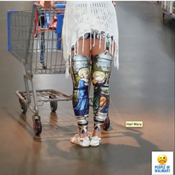 VIA PEOPLE OF WALMART