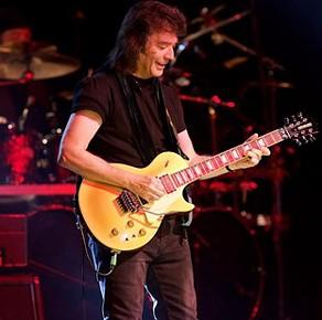 Steve Hackett performing at Hard Rock Live last year. - SCOTT SANDBERG