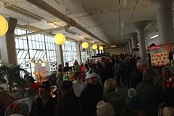 Last Minute Market 2014 - ASHLEY TAYLOR, SCENE