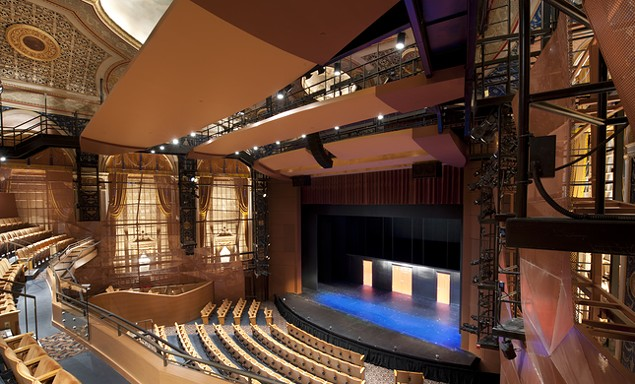 Allen Theatre - COURTESY CLEVELAND PLAY HOUSE