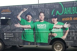PHOTO COURTESY OF WAHLBURGERS